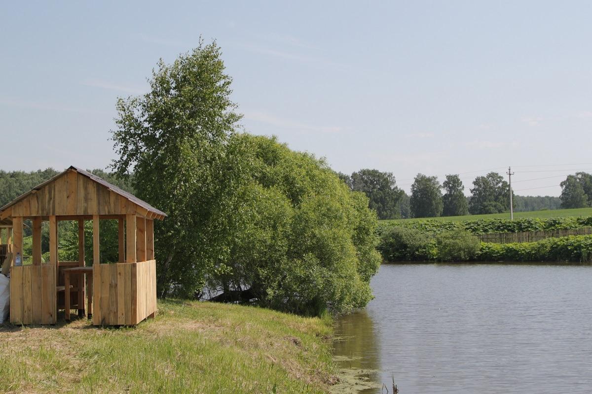 село юсупово рыбалка